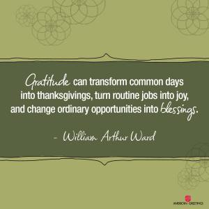 AG FB Gratitude Quote November Ward