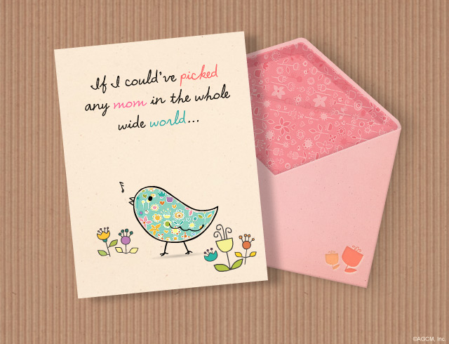 Best Mom Ever - Mother's Day ecard created by Michelle