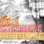 Autumn's Smile