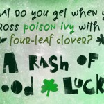 Irish Quote – Irish Luck & Laughter…