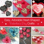 Easy, Adorable Valentine's Day Crafts
