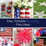Easy, Adorable Memorial Day Party Ideas