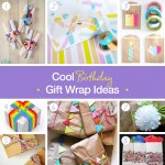 Awesome Birthday Gift Wrapping Ideas