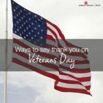 Ways to Thank a Veteran