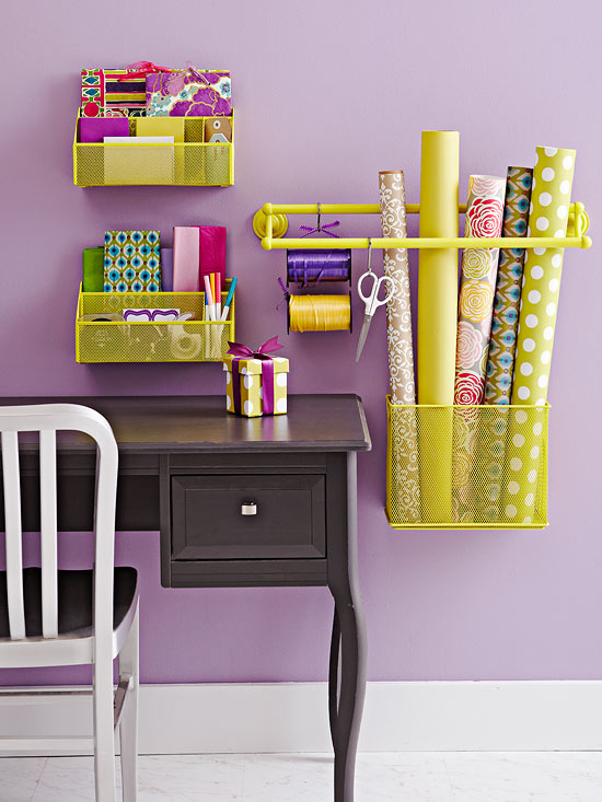 Creative Storage for Holiday Gear by Better Homes and Gardens