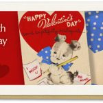 Throwback Thursday: Vintage Valentine's Day cards