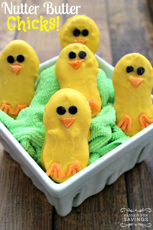 Nutter Butter Chicks by Passion for Savings