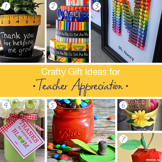 Classroom Ideas For Teacher Appreciation Week ~ Teacher appreciation week gift ideas