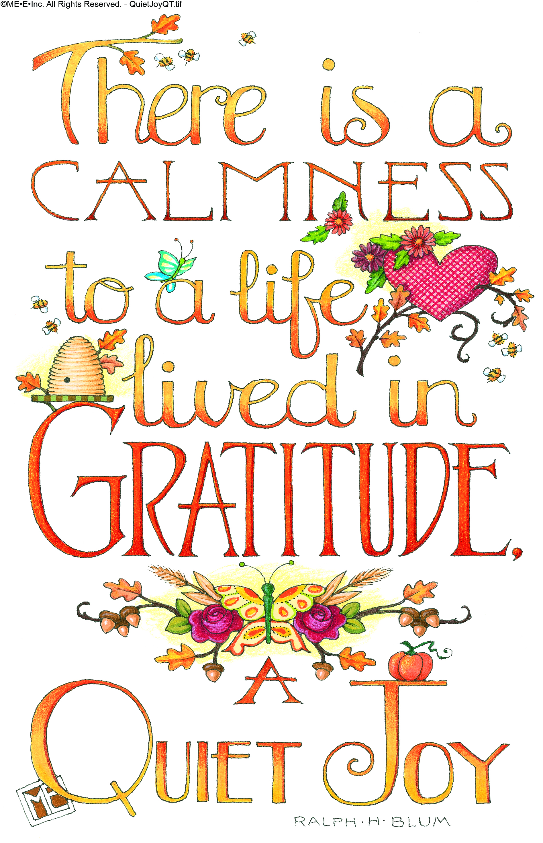 Inspiring Gratitude Free Printable | American Greetings Blog