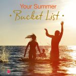Make a Summer Bucket List