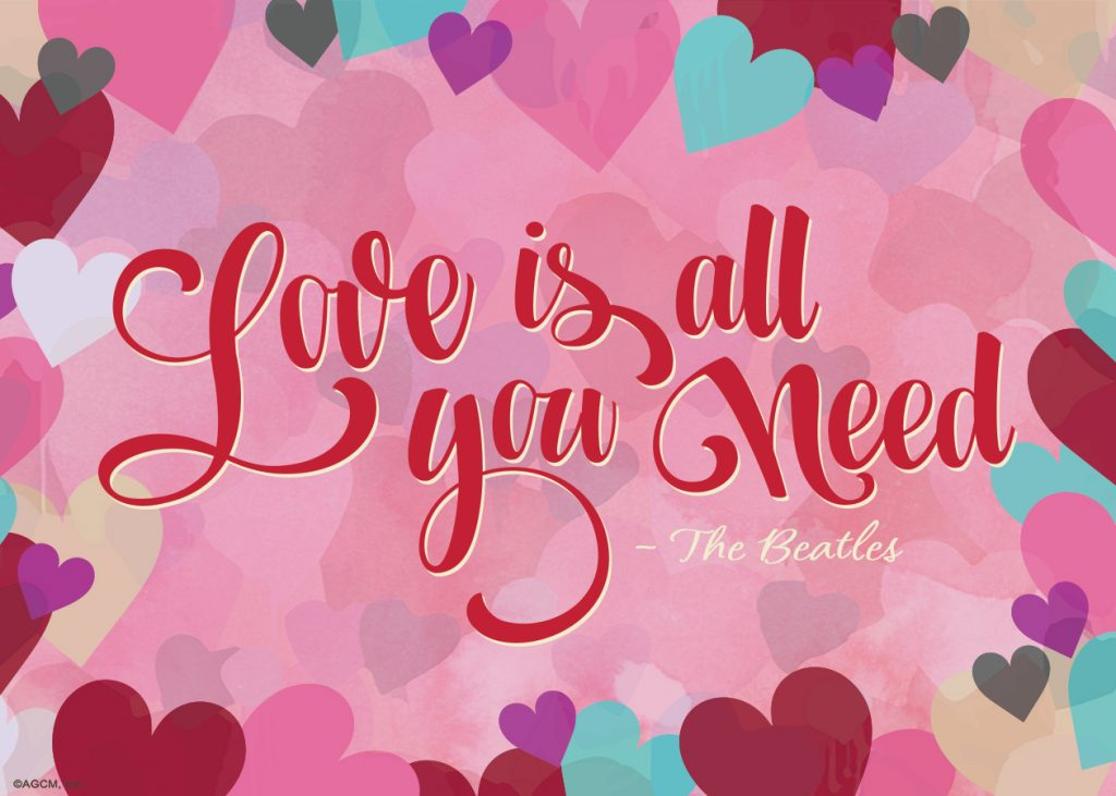 Free Valentine's Day Printable Quote