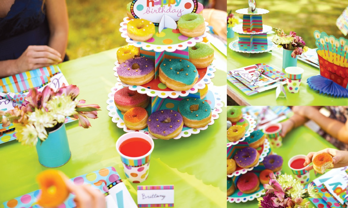 Rainbow Birthday Party Ideas 10