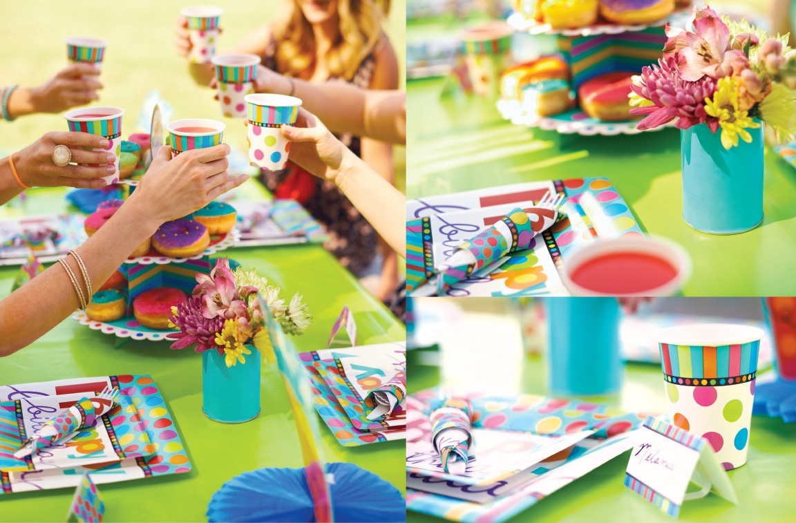 Rainbow Birthday Party Ideas 3