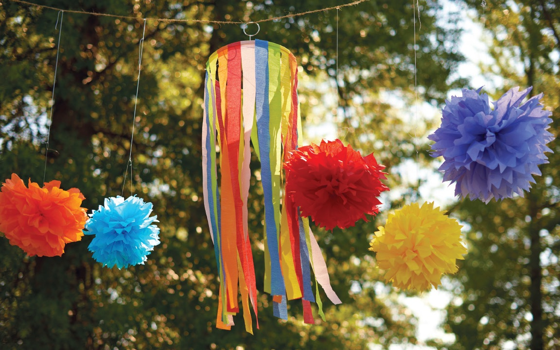 Rainbow Birthday Party Ideas 5