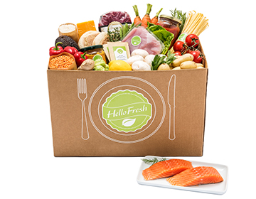 Mother's Day Gift Subscription Guide: HelloFresh