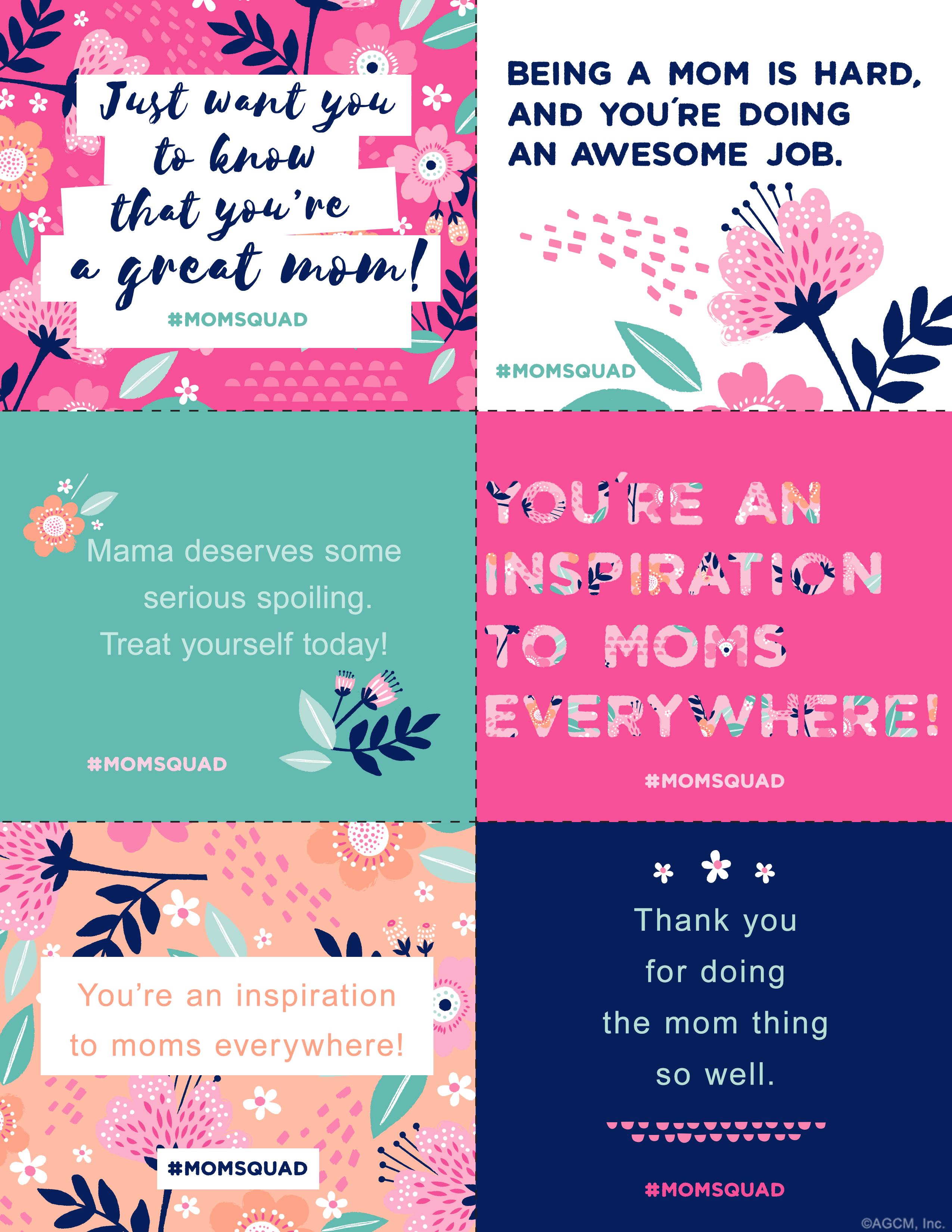 printable mother 39 s day notes american greetings blog. Black Bedroom Furniture Sets. Home Design Ideas