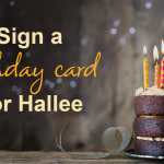 Let's make Hallee's 19th birthday amazing!