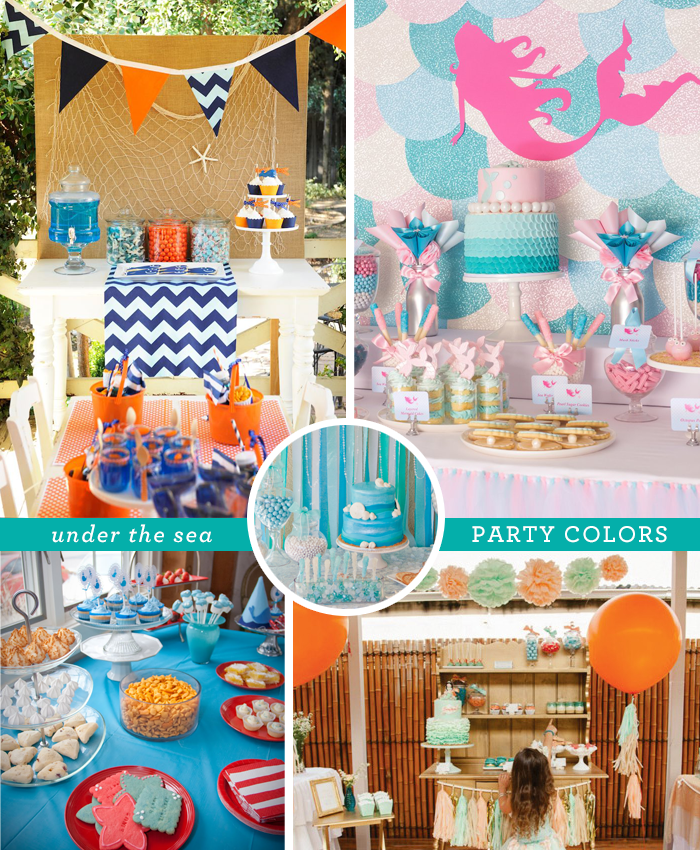 Under The Sea Party Idea American Greetings