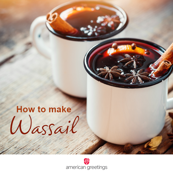 How to Make Wassail - Wassail Recipe