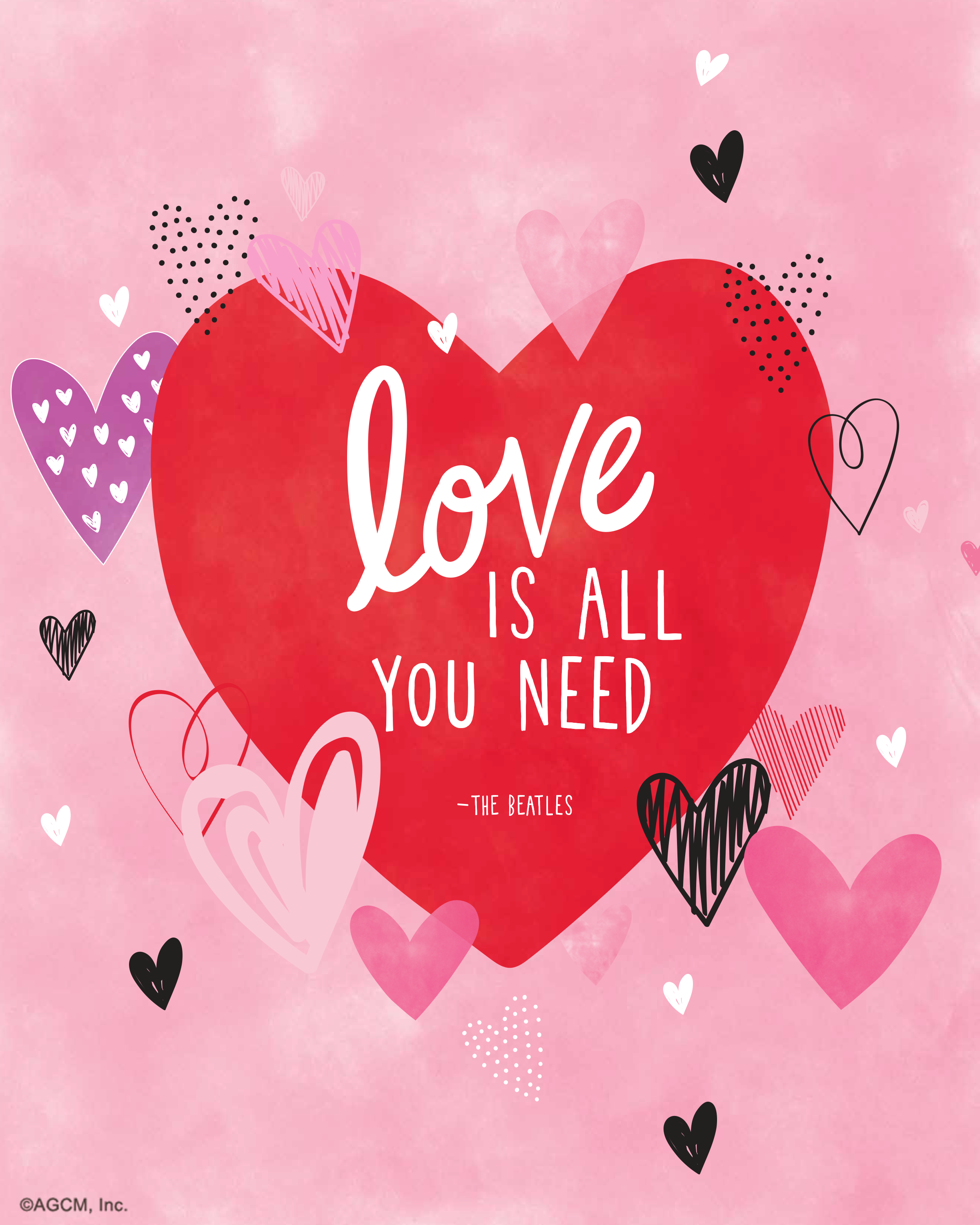 Free Printable Valentine S Quote: Free Valentine's Day Printable Quote