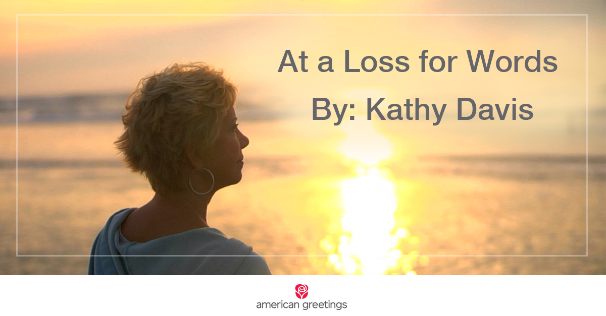 At a Loss for Words - Kathy Davis