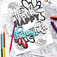 5 Tips for Connecting With Your Middle Schooler (Plus free coloring pages!)