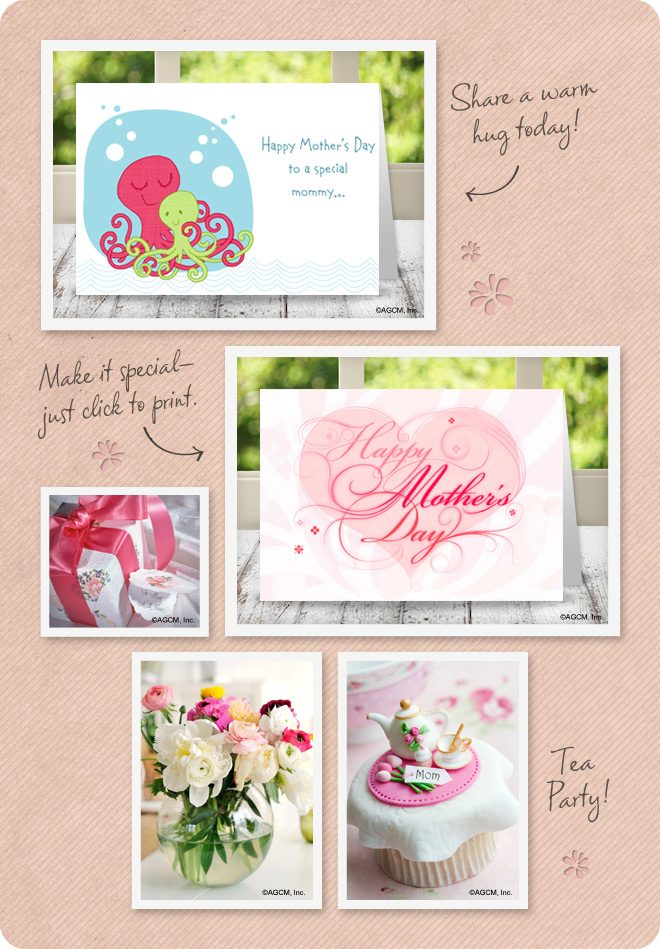 Wonderful Mother's Day cards that will make her smile.