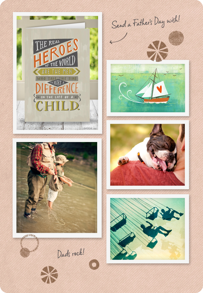 Father's Day Mood Board from StayInspired365.com