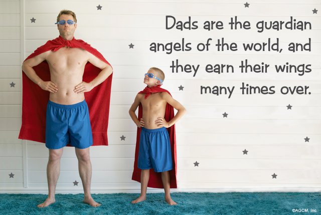 Father's Day Quote from StayInspired365.com