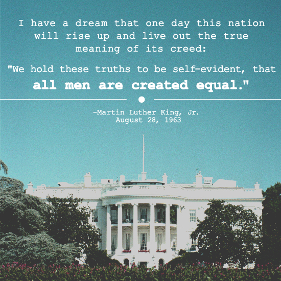 I have a dream - quote