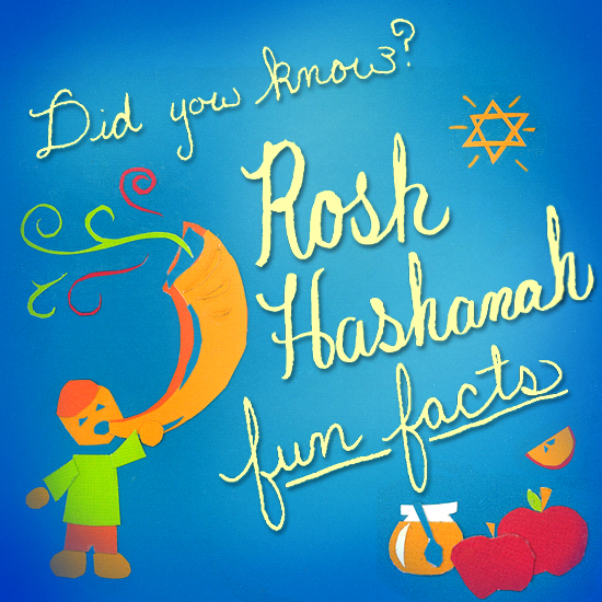 Rosh Hashanah Fun Facts