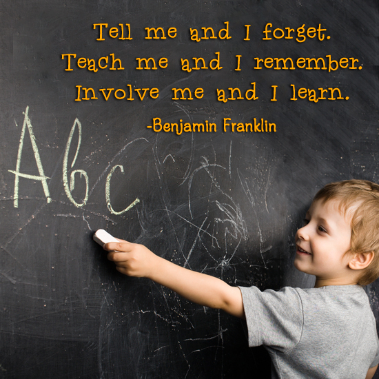 Ag Quote | Benjamin Franklin Quote Archives American Greetings Blog