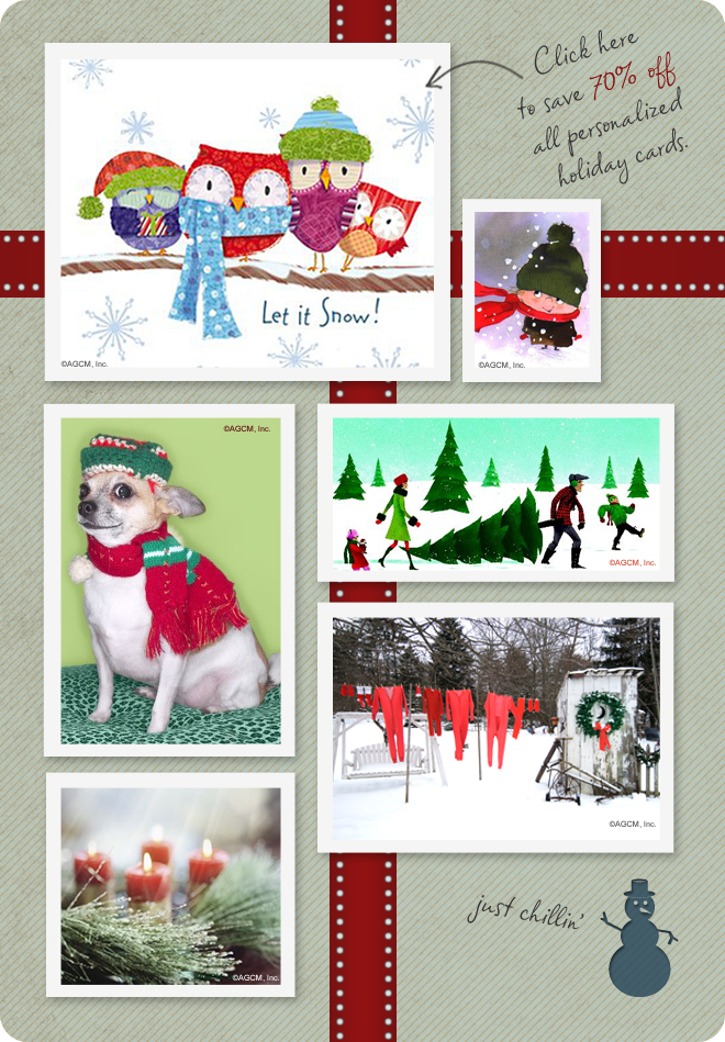 Season's Greetings! Holiday Moodboard