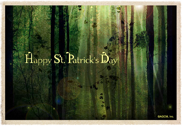 Hapy St. Patrick's Day!