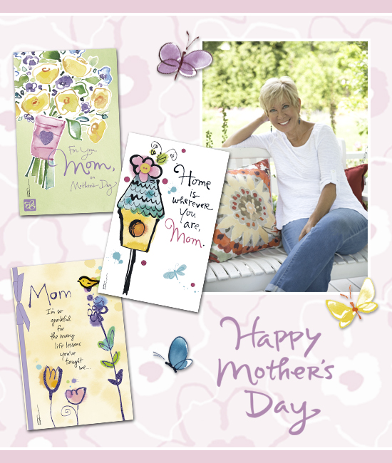 Mother's Day cards by Kathy Davis