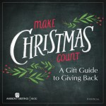 Make Christmas Count: A Gift Guide to Giving Back